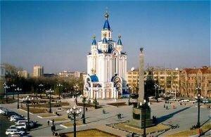 активный отдых в Хабаровске, развлечения Хабаровска